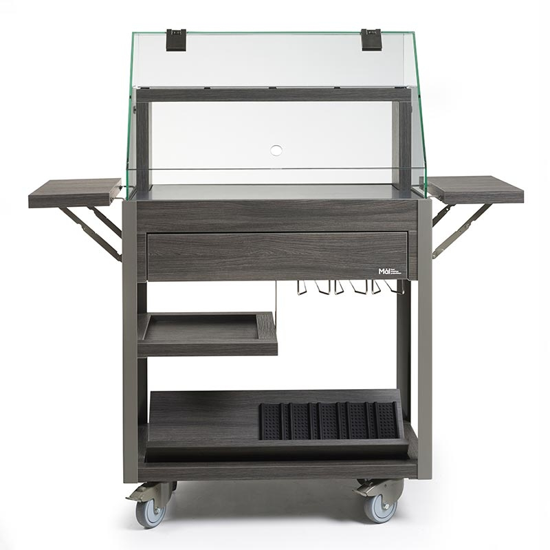horeca service trolley, service trolley, cheese trolley